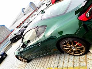 """86  GT """"British green Limited""""のカスタム事例画像 まるさんの2020年06月06日16:44の投稿"""