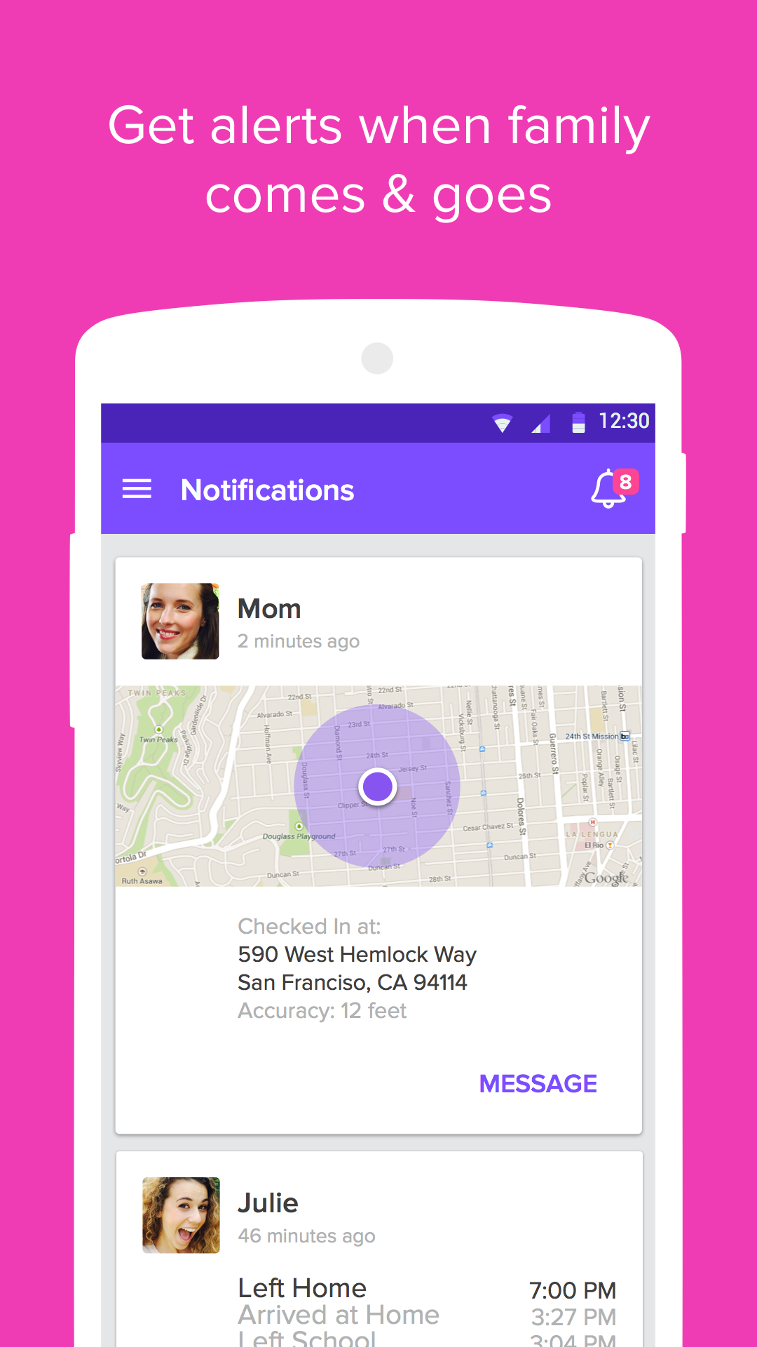 Family Locator - GPS Tracker screenshot #4