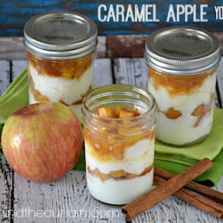 Caramel Apple Yogurt