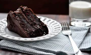 Moist Chocolate Cake Recipe - Foodess