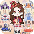 Vlinder Doll - Dress up Games , Avatar Creator apk