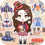 Vlinder Doll - Dress up Games , Avatar Creator icon