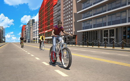 Bike Cycle Racing Games 2017 New Free 3D 1.05 de.gamequotes.net 2