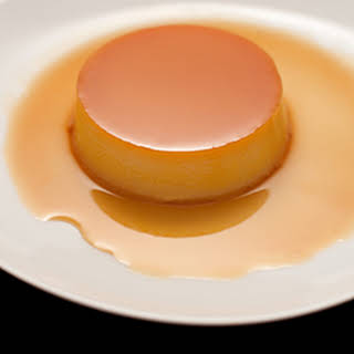 How to Make Leche Flan with Candied Lime Peels.