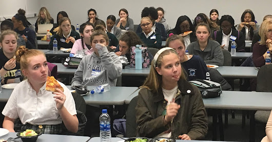YWIB-Capital Region: 4th Annual STEM Event for Young Women, November 14, 2018