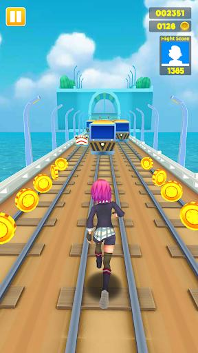 Subway Princess - Endless Run 14 screenshots 1