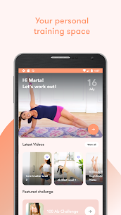 BODY by Blogilates Mod Apk (Premium Features Unlocked) 1