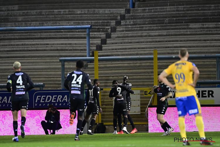 Efficiënt Cercle Brugge haalt het van Waasland-Beveren na twee doelpunten van Ike Ugbo