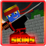 Ninja Skins for Minecraft PE APK icon