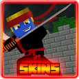 Ninja Skins for Minecraft PE icon