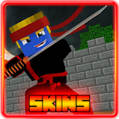Tải Game Ninja Skins for Minecraft PE