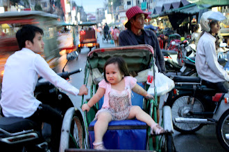 Photo: Year 2 Day 36 - In the Market in Phnom Penh #3