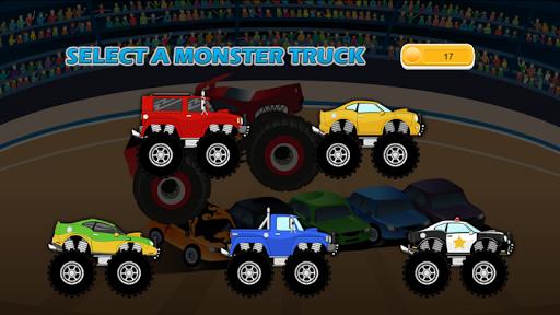 Monster Truck Game for Kids filehippodl screenshot 13