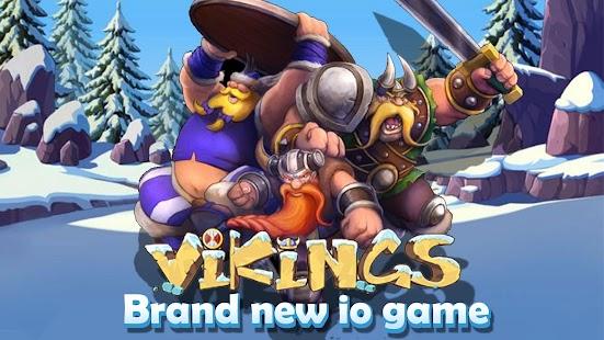 Vikings.io - náhled