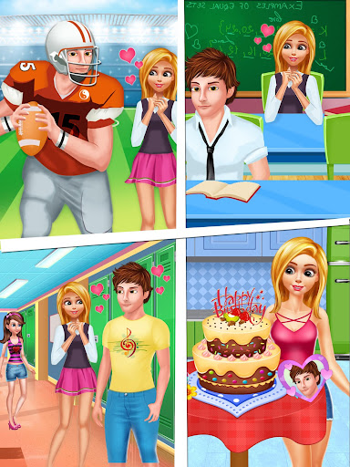 Girlfriend Breakup Story - Teen Love Choices for PC