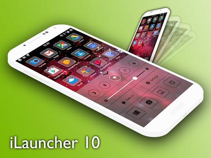 ILauncher10 - OS10 zdarma - náhled