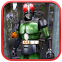 3D Mask Run Rider Man Rush icon