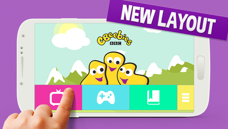 CBeebies - Bilingual Education- screenshot