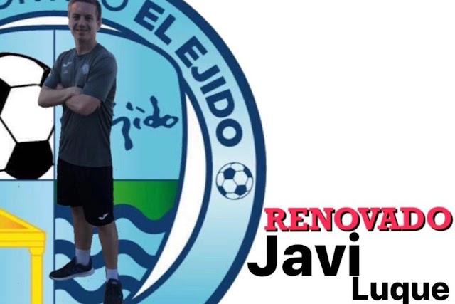 javi Luque ya trabaja en la formación de su plantel.