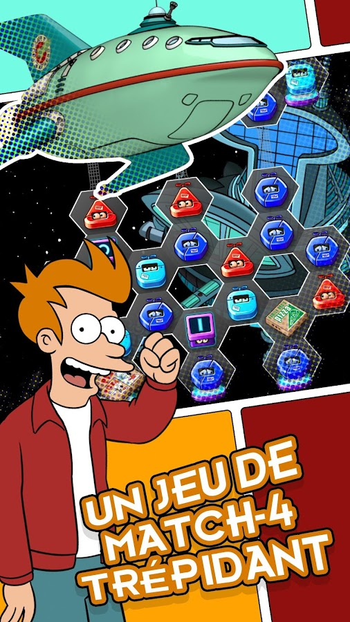 Futurama: Game of Drones – Capture d'écran