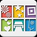 Polaroid PoGo Print App icon