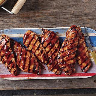 Barbecued Buttermilk-Marinated Chicken