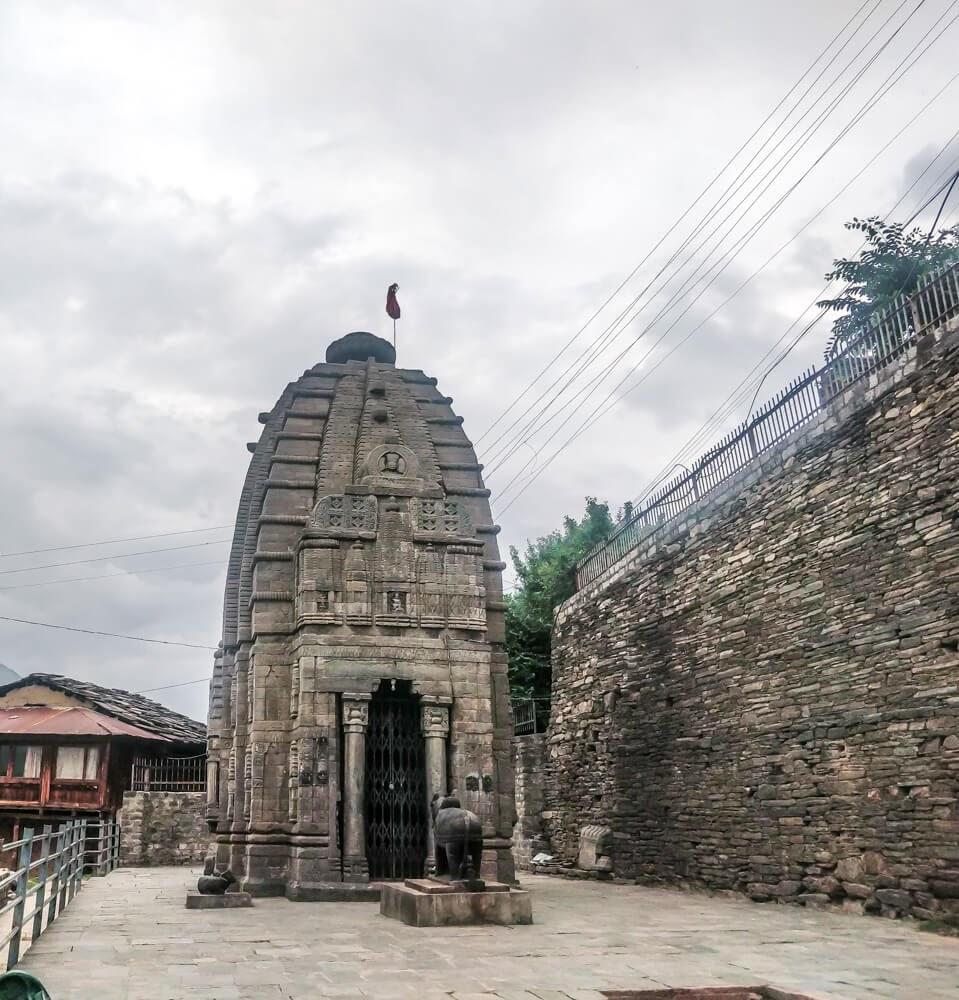 gauri+shankar+temple+naggar+manali+himachal+pradesh