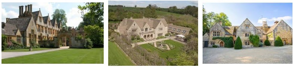 Cotswold Manor Houses