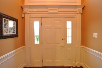Photo: (After) Songs Foyer door Collegeville, PA