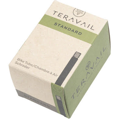 "Teravail Schrader Tube Low Lead Valve 24x1.9-2.125""  alternate image 0"