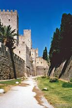 Photo: 1999-06-28. Rhodos oude stad | Rhodes old city.  www.loki-travels.eu