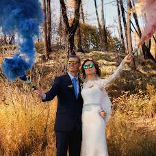 Wedding photographer Ekaterina Solonkova (thesolnce). Photo of 12.12.2016