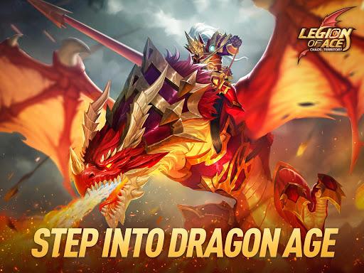 Legion of Ace: Chaos Territory  screenshots 13
