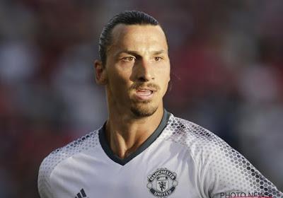 """Zlatan veut des trophées avec Man U: """"Je ne suis pas venu ici pour perdre mon temps"""""""