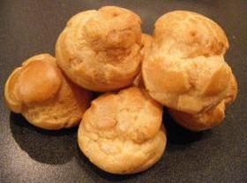 Best Ever Cream Puffs Recipe