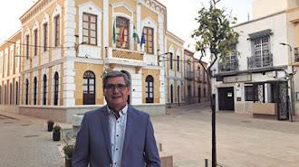 Juan Manuel López, alcalde de Pechina.