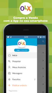 OLX Portugal - Classificados- screenshot thumbnail