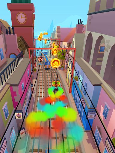Subway Surfers 2.3.0 screenshots 9