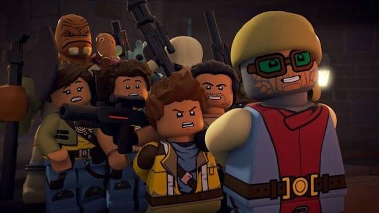 JEGUIDE LEGO Star Wars TFA - náhled