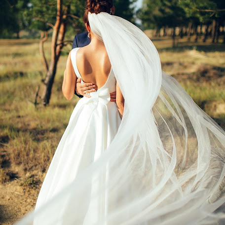 Fotógrafo de bodas Dima Zaharia (dimanrg). Foto del 09.01.2018