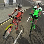 Track Cycling BMX Bicycle Ride