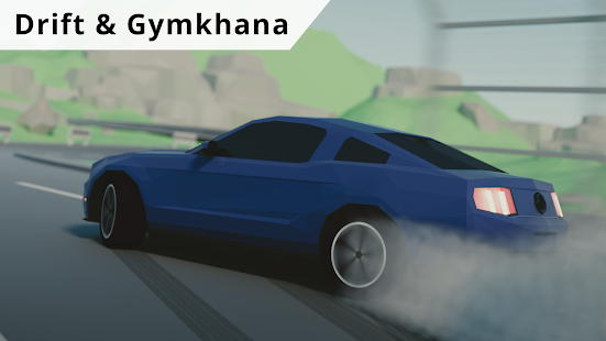 Skid Rally Drag, Drift Racing v0.9 APK Full