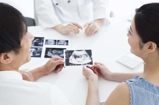 Mang thai 1 tuần tuổi có siêu âm thấy được không