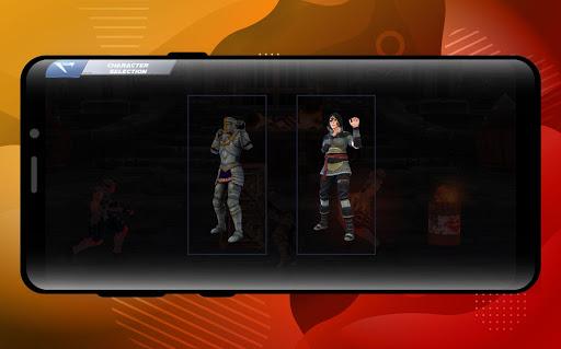 Télécharger Gratuit Ghost Fighter – Adventure Fighting Game mod apk screenshots 5