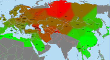 Eurogenes Blog: Kets are rich in Ancient North Eurasian (ANE