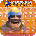 Keyboard Theme Maker For CR Royale icon