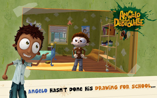 Angelo Rules - Crazy day  screenshots 8