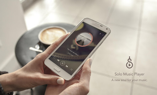 Solo Music Player