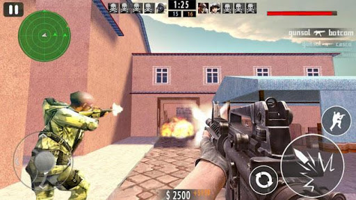 Shoot Hunter Gun Fire 1.2 screenshots 16