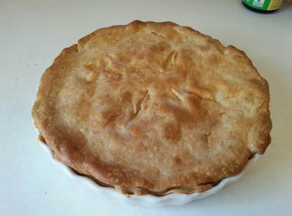 Nana Effie's Chicken Pot Pie Recipe